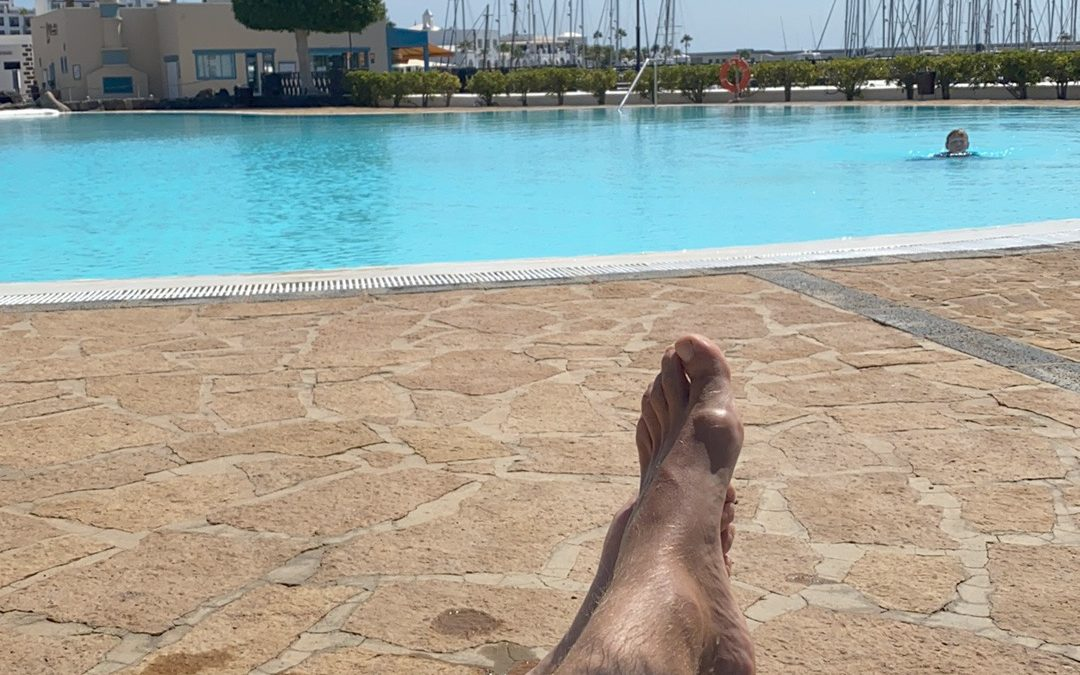 Lanzarote…finally summer!